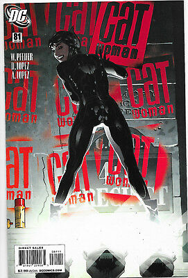 Catwoman (Vol.3) #81 DC Comics Adam Hughes Cover NM-