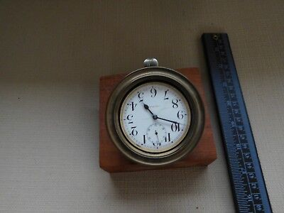 Z3 Vintage Wwii Military Doxa Ships Chronometer Deck Watch Maritime