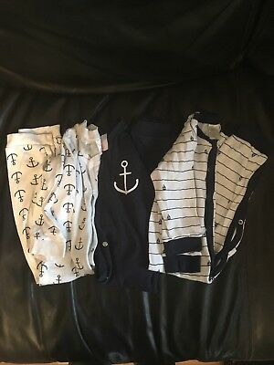 Boys 12-18 Months Sleepsuits