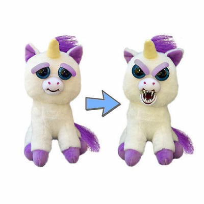 Feisty Pets Fiesty Pets Unicorn Glenda Glitterpoop the Unicorn Plush Hot Toy TOY