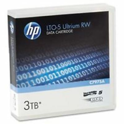 C7975A HP LTO-5 Ultrium 3TB RW Data Cartridge inklusive Barcodelabel