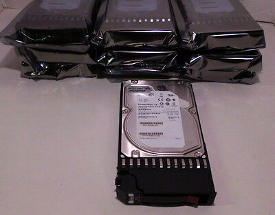 HP 2TB SAS 7.2k 3.5 DP Hot Plug 6Gbps 605475-001 AW555A MSA P2000 2040 1040 HDD