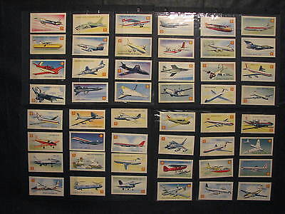 Shell Airplane Card set 48, New Zealand