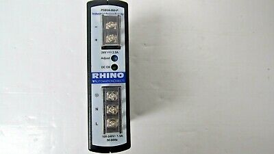 Rhino Automationdirect Industrial Power Supply Psb24-060-P 100-240V~1.5A,50-60Hz