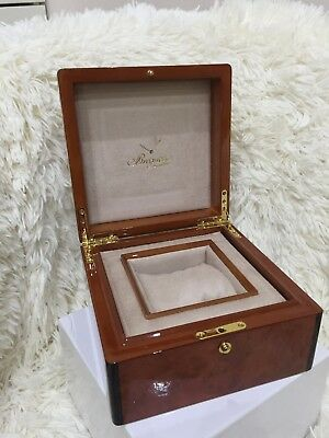 Preowned Breguet Wood Watch Box