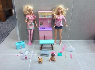 barbie dr and vet