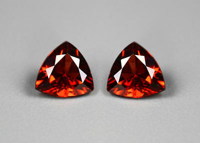 "1.66 Cts"" Fair Gems ""Rassberry Red-100 % Natural Pyrope Garnet - Srilanka"
