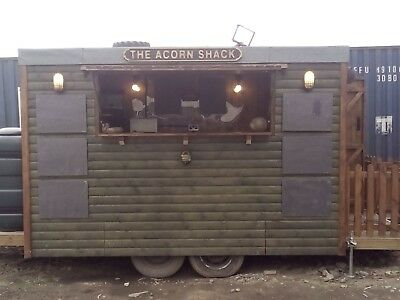 Mobile Catering Trailer