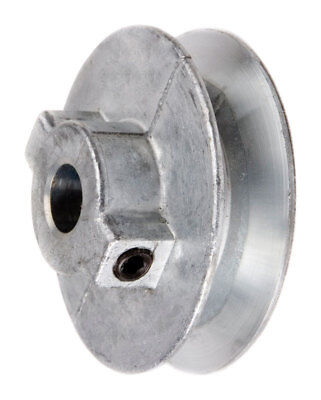 NEW!! Chicago Die Cast Single V Grooved Pulley A 4 in. x 5/8 in. 400A6