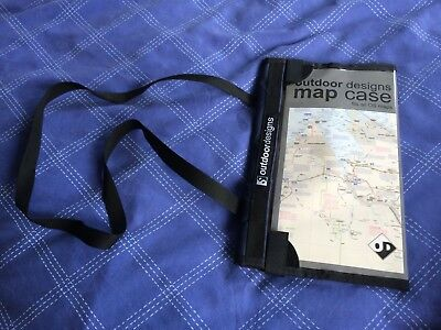Map Case with Carry strap