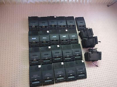 21 Units! Philips LFH 0720/00 Mini Cassette Transcriber 720 Transcription System