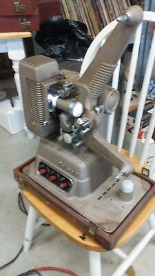 Revere S-16 Sound 16mm Movie Projector