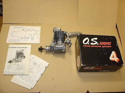 OS 91 FS Surpass   15cc  model aircraft four stroke engine