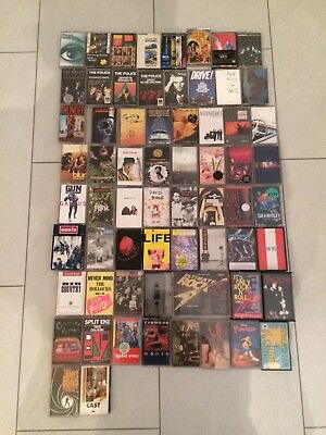 1 X Lot Cassette Singles And Albums