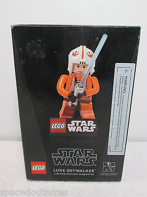 LEGO Star Wars Luke Skywalker Limited Edition Maquette - Gentle Giant 2007