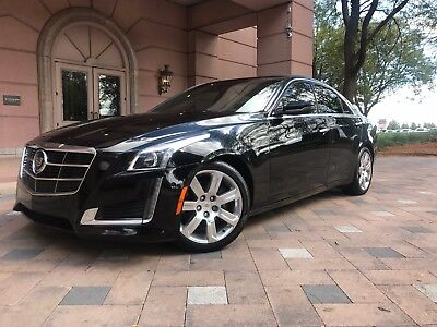 2014 Cadillac CTS PREMIUM EDITION 2014 CADILLAC CTS PREMIUM / DBL PANORAMIC SUNROOF / HTD & CLD SEATS / SENSORS /