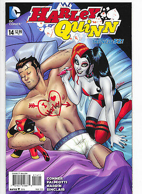Harley Quinn #14 New 52 DC Comics Amanda Conner NM-