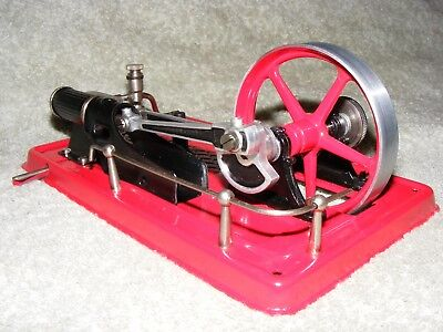 Model Steam Engine ------ Wilesco D16