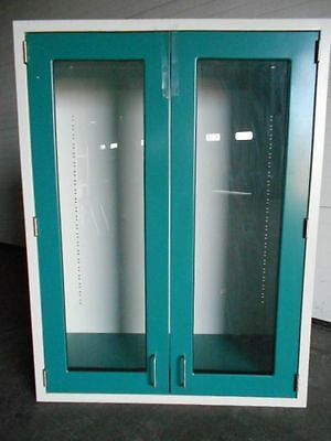 "USED HUGE Wall Cabinet with 2 Shelves, 36"" wide x 48"" tall x 13"" deep"
