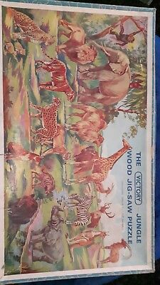 The Victory Jungle Wood Jigsaw Puzzle