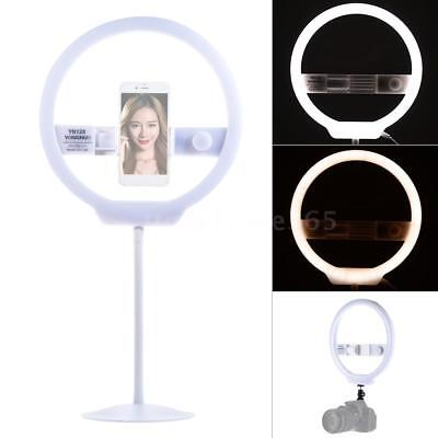 YONGNUO YN128 128pcs LED Video Ring Light + Stand for iPhone Live Selfie N0P8