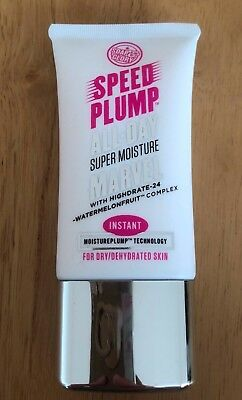Soap & Glory Speed Plump All Day Super Moisture Marvel forDry Skin NEW - RRP £13