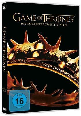 Game of Thrones - Die komplette zweite Staffel (2013)