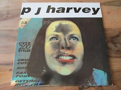 "PJ Harvey Sheela-Na-Gig vinyl 12"" (PURE 8)"