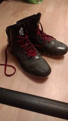 Adidas D. Rose Basketball Shoes UK12