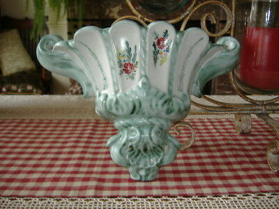 Vintage Wall Vase by  H O of England