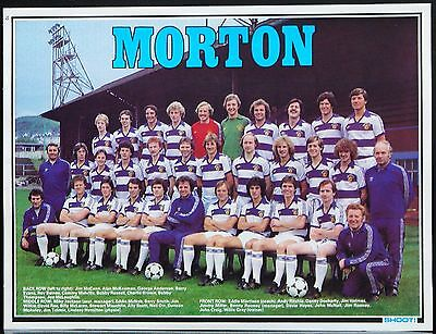 Football Team Picture Morton Shoot