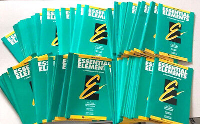 Lot of 60+ Essential Elements Book #2