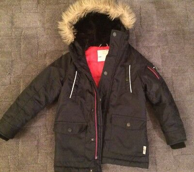 Next Boys Winter Parka Age 6 Years
