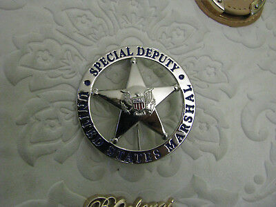 Obsolete US Marshal Service Special Deputy