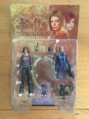 Willow & Tara BNIB Buffy the Vampire Slayer Suncoast Together Forever