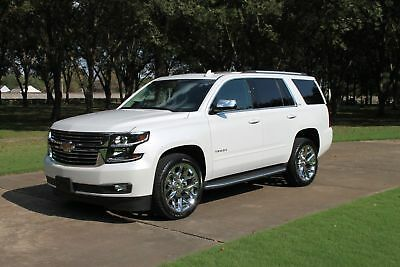 2016 Chevrolet Tahoe LTZ 4WD with only 5k Miles One Owner Perfect Carfax LTZ 22's Nav Entertainment MSRP New 72725 Only 5k Miles