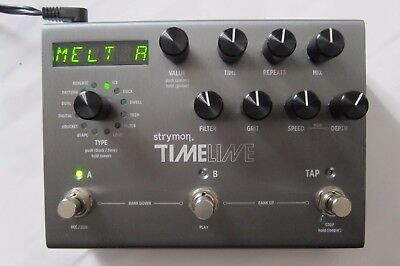 Strymon Timeline - Guitar Effects Pedal -  **excellent Condition - Best Deal****