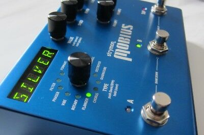 Strymon Mobius - Guitar Effects Pedal -  ****excellent Condition - Best Deal****