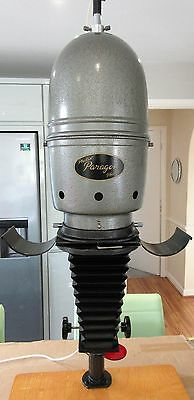 Vintage Photax Paragon Photographic Enlarger and Stand and Accessories Nice
