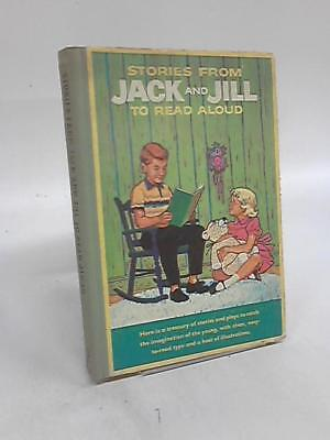 Stories from 'Jack and Jill' to read aloud Book (Oscar Weigle ) (ID:93671)