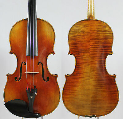 Antique Varnish!The Most Mature Shop Salable Stradivari model 4/4 Violin!M2341