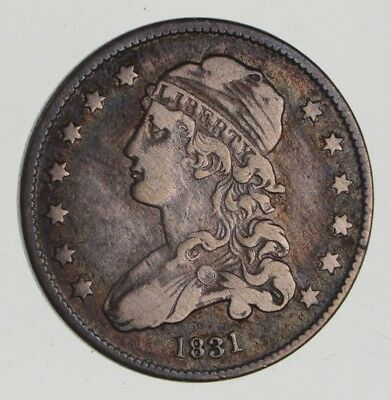 1831 Capped Bust Quarter *0648
