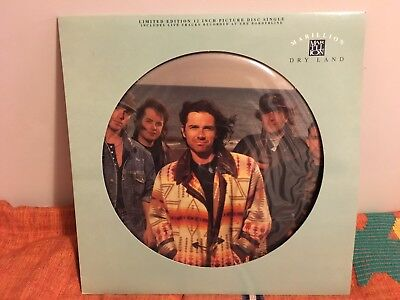 """Marillion Dry Land 12"""" Picture Disc"""