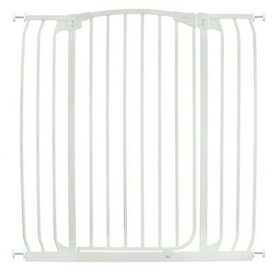 **NEW DREAMBABY SAFETY GATE** Extra wide, Extra Tall, great for hallways! WHITE