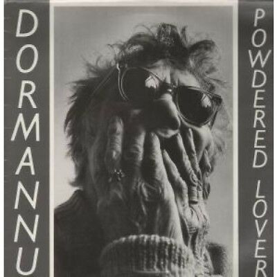"DORMANNU Powdered Lover 12"" VINYL UK Illuminated 1983 2 Track B/W Until The"