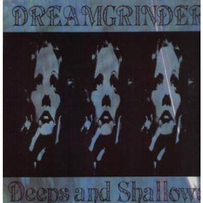 "DREAMGRINDER Deeps And Shallows 12"" VINYL UK Product 1990 4 Track B/W Deep 2"