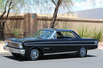1964 Ford Falcon Sprint 1964 Ford Falcon Sprint V8 Tach Bucket Seats Beautiful Must See!!!