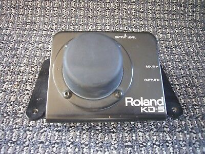 Roland KD-5 Kick Trigger Unit  Drum Bass