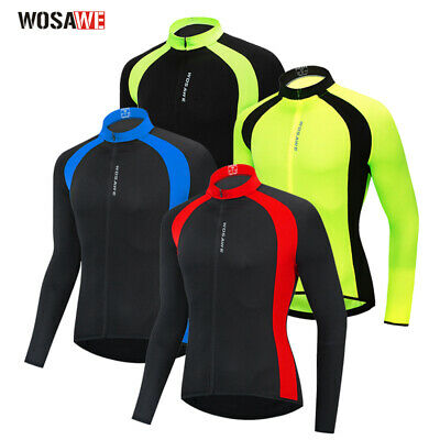 Unisex Natural Cycling Jerseys Wind Coat Round Neck Breathable Mesh Sport Jacket