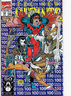 New Mutants #100 Marvel Comics 1st X-Force Appearance NM-